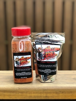 Weekend Warrior Combo (1-16oz & 1-7oz)